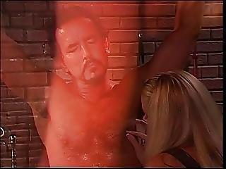 Sexy Guy Loves The Dominatrix Fun