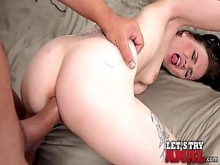 Mofos - Joanna Black - Amateur Anal In The M