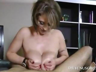 Eva Notty Milf Titfuck Creampie