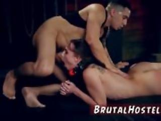 anal, fisting analny, obciąganie, bondage, ekstremalny, fisting, stymulacja wacka dłonią, trójkąt
