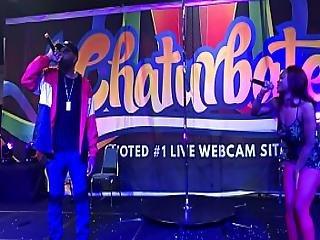 Shaundamxxx Ft Kassey Starr Live At Exxxotica Denver 2018