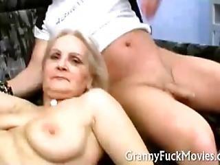 Grandma Does A Perfect Job