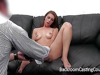 Pretty Courtneys Painal On Casting Couch