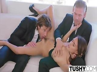 Tushy My Fantasy Of A Double Penetration