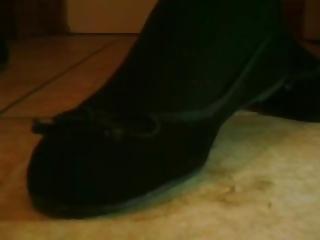 Ballerina Flats Crush Scarabs