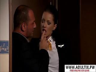 Hot Stepmother Nesty & Tera Bond Fucks Hard Hot Step-son