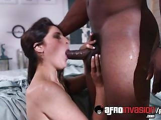 Afroinvasion - Kara Price Loves Huge Black Dick