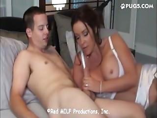 Intense First Time Mom Step Son Fuck - Rachel Steele -
