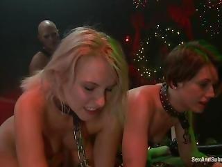Sex & Submission: Evil Santa - Katie Summers, Sarah Shevon