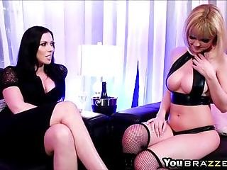 Rich Strip Club Regular Rachel Starr Enjoyed Watching Willing To Please Newbie Dillion Dance But Rachels Growing Bored And Wants More She Tells Dillion Shed Be A Better Dancer If She Received A Rough Girl On Girl Fuck