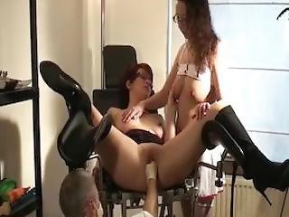 Pornme - Penetration Von Zwei Beim Frauenarzt