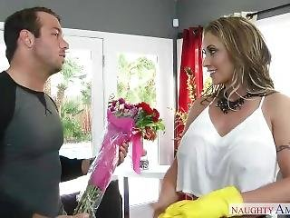 Beautiful Step Mom Eva Notty Having Sex