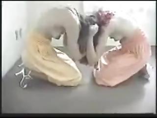 Brazilian Catfight