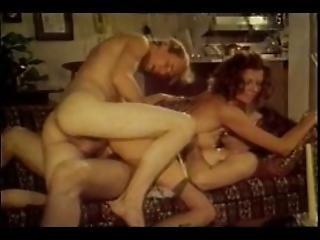 Classic Threesome With Crystal Dawn