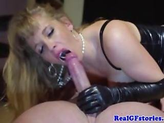 Real Mistress Housewife Gets Fucked Roughly