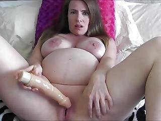 Curvy Milf Pregnant And Surprised By Not Son