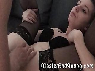 Hard Fucked Teen Slut Squirt Makes Deepthroat Rimming And Takes Cumshot