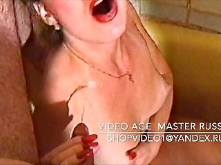 Excited Cock Gave Her Golden Shower