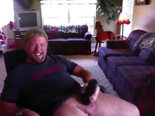 Having Fun With My Fleshlight And My Cock Home Alone