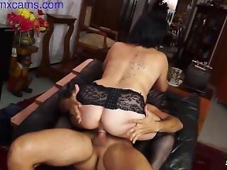 Italian Mature Bbw Fucks With Cum On Tits - More Www.premiumxcams.com