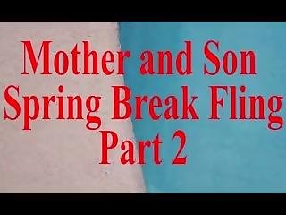 Mother Son Spring Break Sex Pov Part 2
