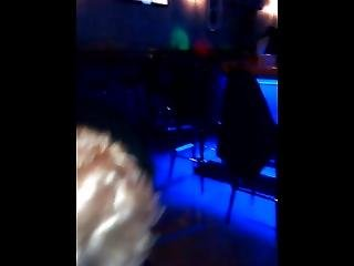 Sucking Cock In A Bar Look For The People In Background
