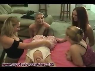 4 Girl Tickling
