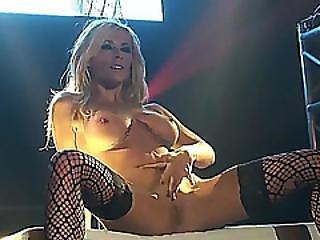 My Busty German Stepmom Naked On Stage