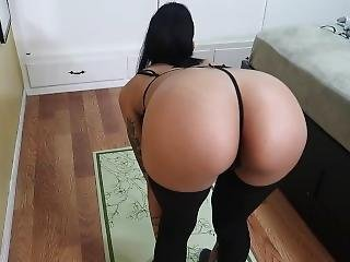 Fitness Babe Gets Fat Ass Pounded After Workout #sexercise2019