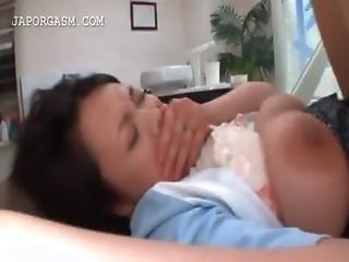 Japanese Nurse Fucked Upskirt By Horny Doctor