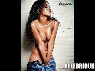 New Rihanna Nude For Shower Tv Show Bates Motel & Bonus Leaks