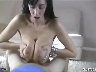 Grandes Mamas, Esporra, Ejaculação, Fetishe, Foder, Milf, Foder Mamas