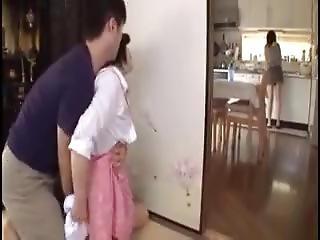 gros téton, japonaise, milf