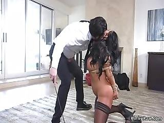 Huge Tits Milf Rough Anal Fucked