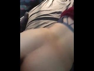 Petite Latina With A Fat Ass Gets Fucked With Dildo