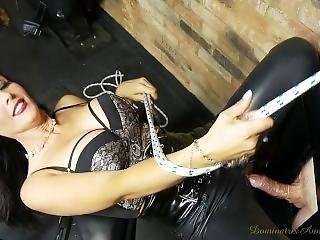 Dominatrixannabelle 6. Being Penetreted By Her Slave