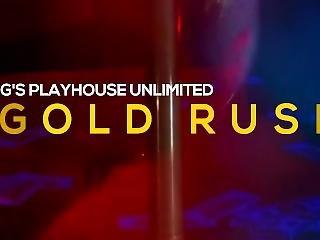 Gold Rush Photoshoot Promo With Maryssa