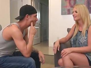 Hot Mom Please Sex Game With Cocky Son