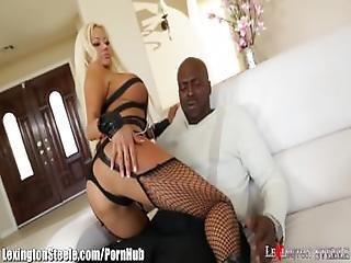 Lexingtonsteele Slutty Milf Loves Black Dick