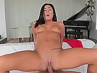 Sexy Teen Babe Gianna Nicole Pounded By Huge Hard Dick