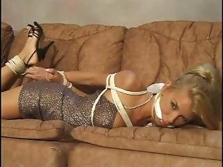 Hogtied In Heels