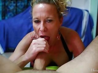 Cum In Mouth - Amazing Blowjob