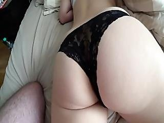 Fucked Sleeping Stepsister