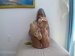 White Toes Tease Trailer