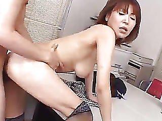 Nasty Office Sex Scenes With Jun Kusanagi
