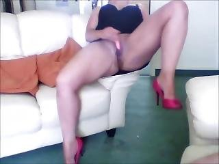 Wife Masterbating Squirt Watching Porn