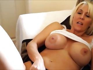 Mature Femdom Dominates Younger Joi