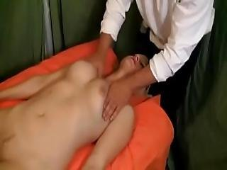 Oil Massage Nude Lady