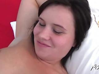 Povbitch Very First Audition With Nice Creampie For Pornstar Wendy Moon