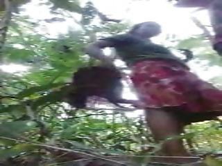 Boyfriend Fuck In Jungle